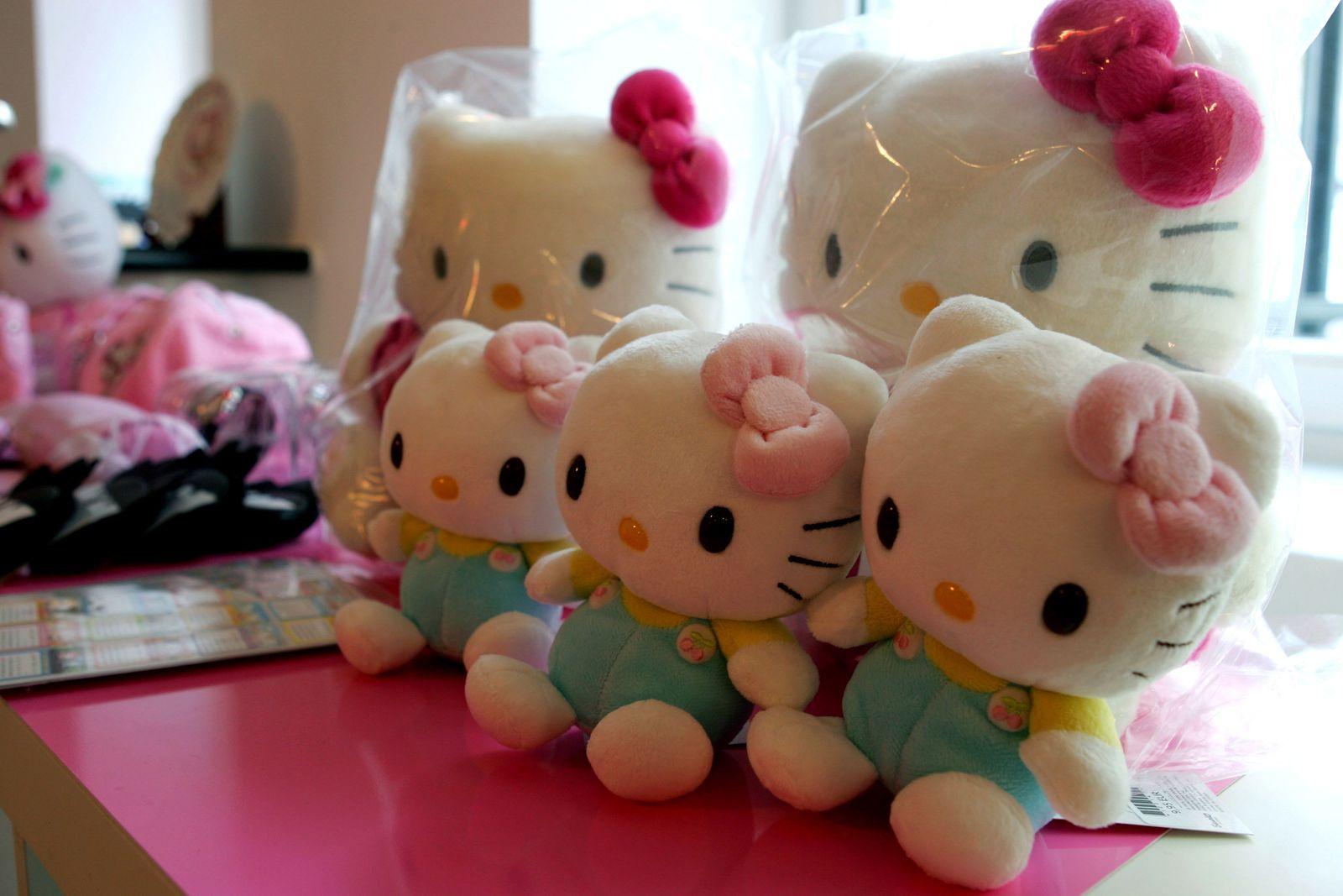 JapanShop - Hello Kitty