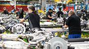 """""""Automobilindustrie fällt als Wachstumslokomotive aus"""""""