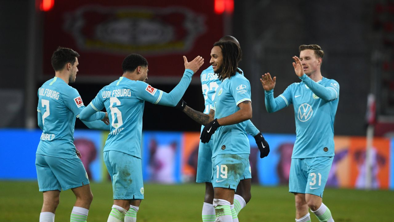Wolfsburg hat ein funktionierendes Team
