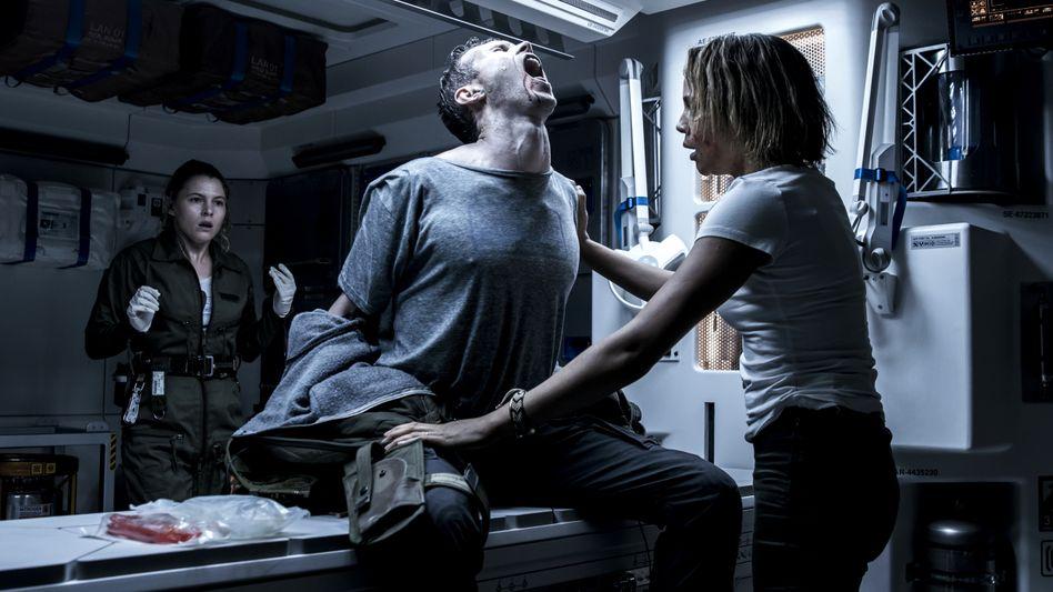 "Sci-Fi Horror ""Alien: Covenant"": David und Grobian"