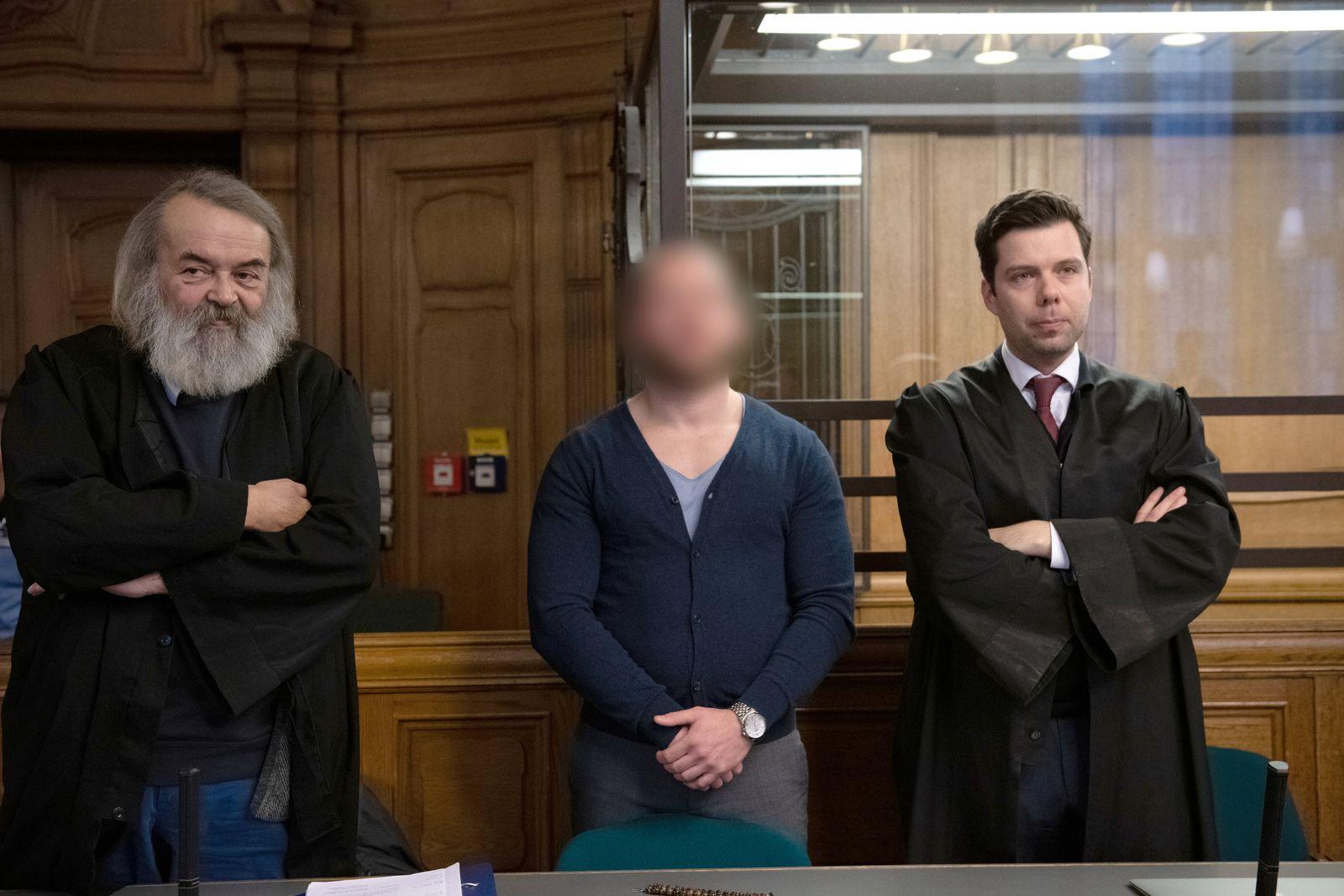 Neuer Prozess gegen Kudamm-Raser begonnen