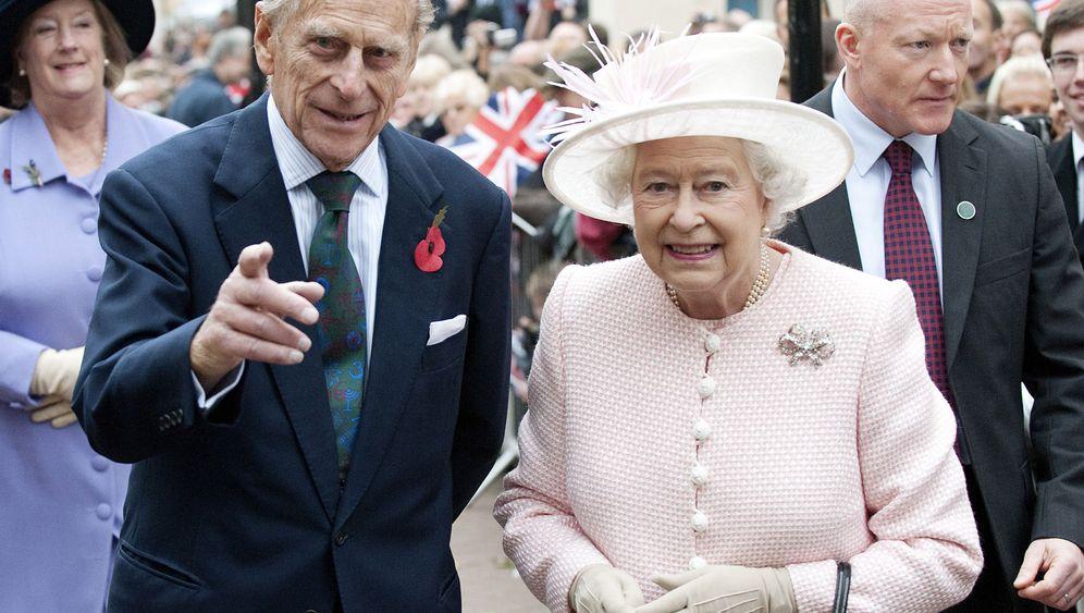 Prinz Philip: Abneigung gegen Windräder