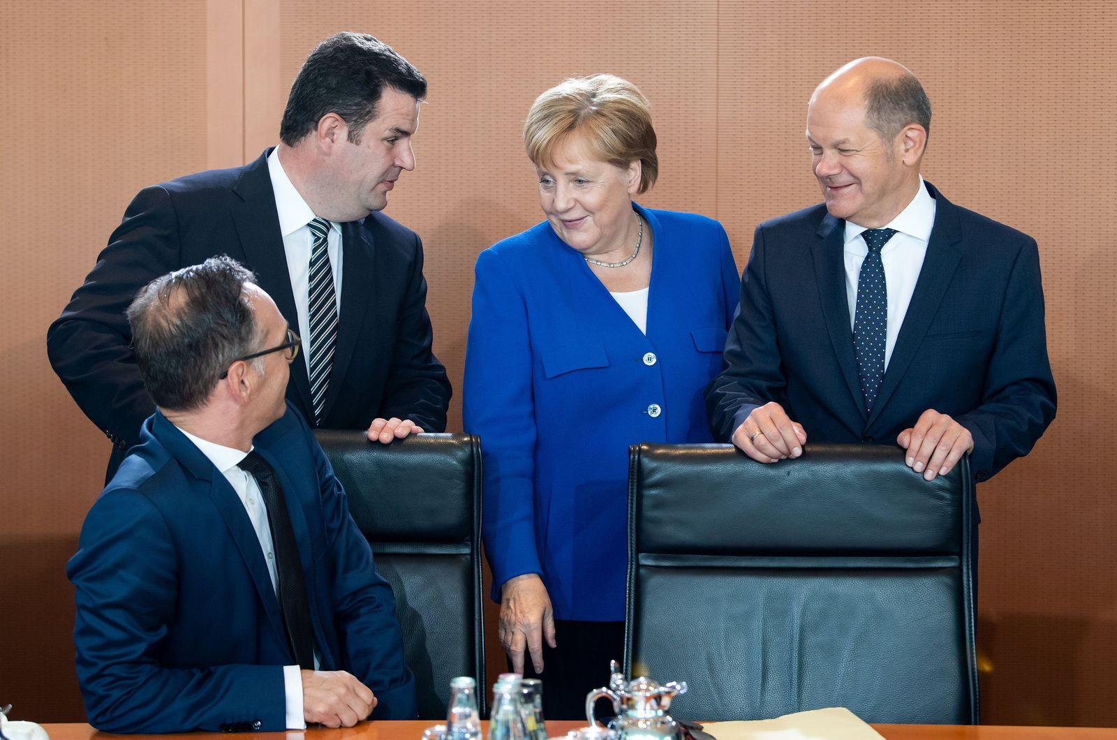 Sitzung Bundeskabinett