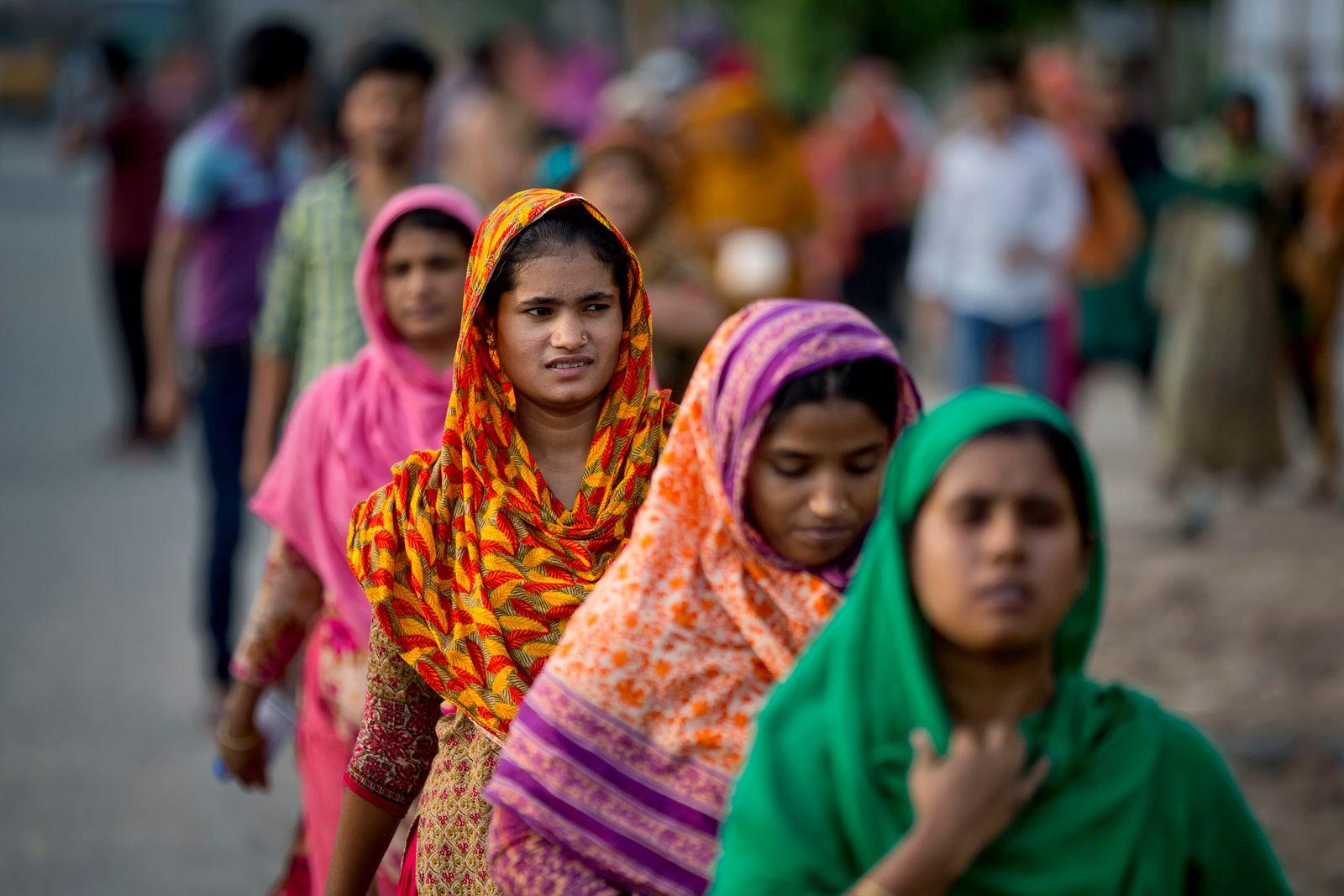 Bangladesch/ Textilindustrie