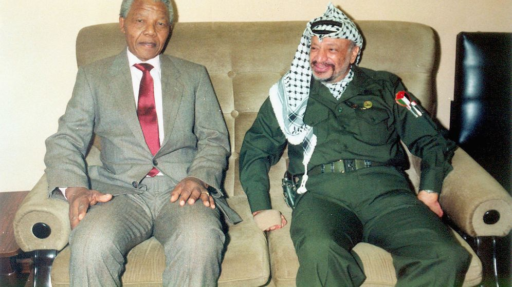 Nelson Mandela: Vom Terroristen zur Lichtgestalt