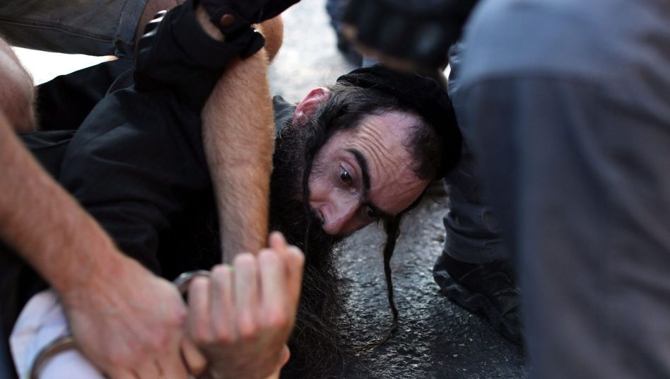 Anschlag auf die Jerusalemer Gay-Parade: Der Festgenommene Yishai Shlissel hat sechs Menschen niedergestochen und die 16-jährige Shira Banki tödlich verletzt