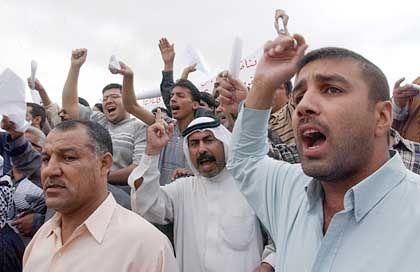 Menschen im Irak: Analogie zu Kuweit und Pakistan?