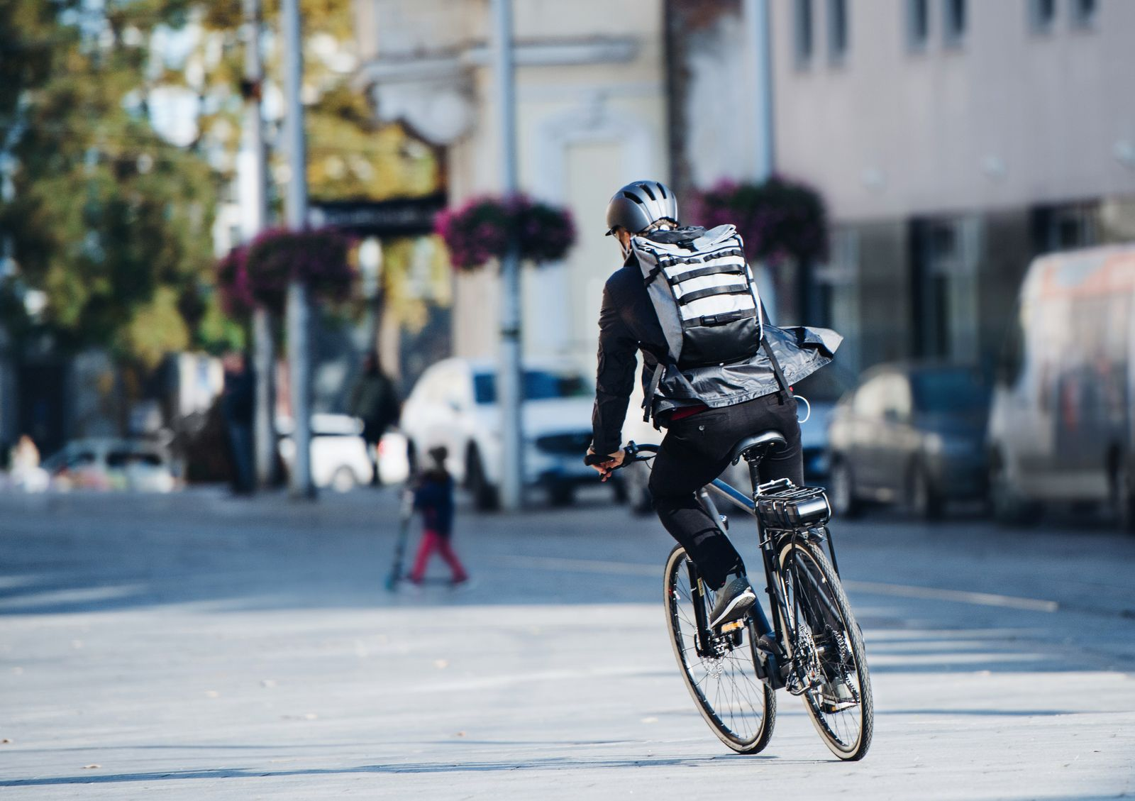EINMALIGE VERWENDUNG E-Bike