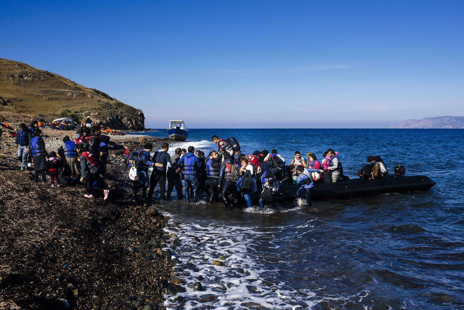 Flüchtlinge / Griechenland / Türkei