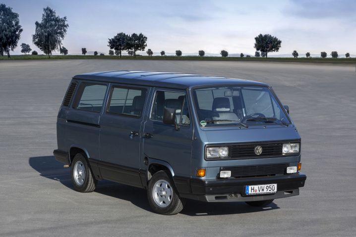 VW Bus T3: Ein geschätzter Oldtimer mit guter Ersatzteilversorgung