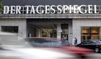 """""""Tagesspiegel"""" in Berlin: Karikaturist wird Ziel von Morddrohungen"""