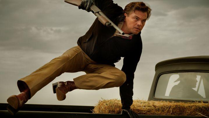 Es war einmal...: Pitt und DiCaprio im neuen Tarantino