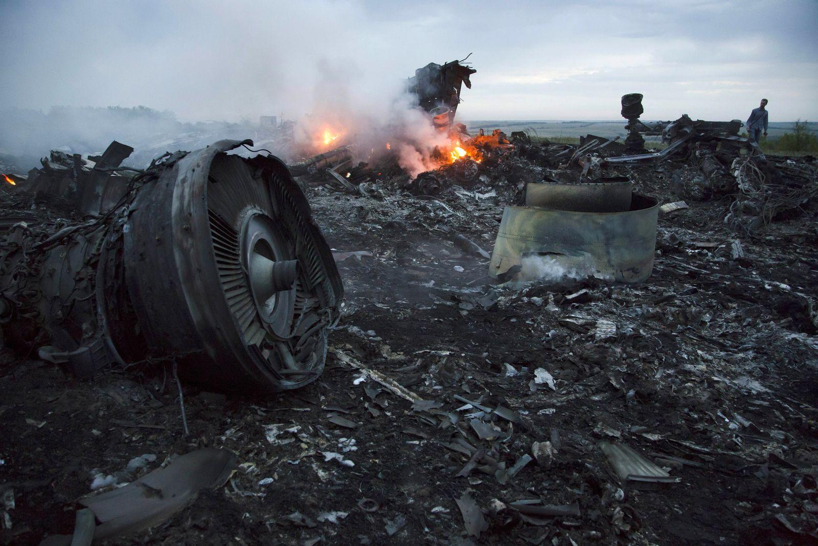 MH17 Hrabove Ukraine