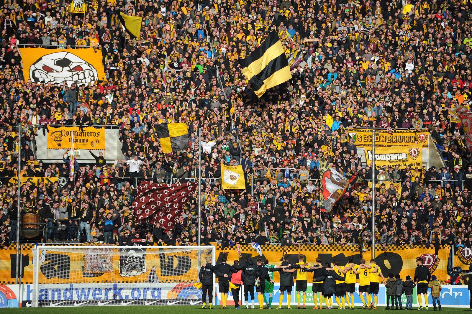 Dynamo Dresden - Hertha BSC 1:0