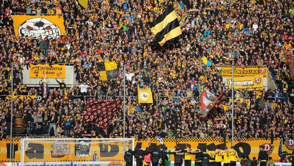 Dynamo-Publikum: Doch noch Chance auf Pokalpartien in der nächsten Saison?