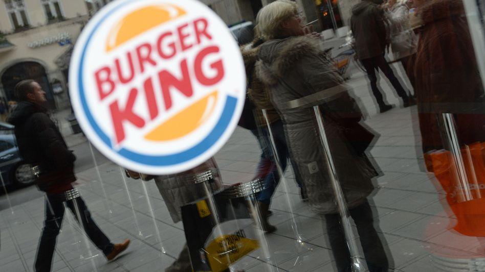 Burger-King-Filiale in München: Doch nicht insolvent