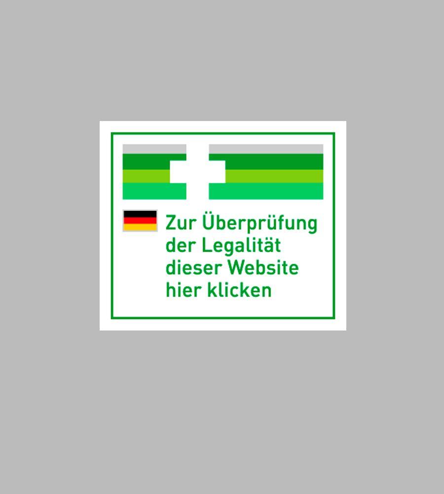 EINMALIGE VERWENDUNG EU-Sicherheitslogo/ Online-Apotheke
