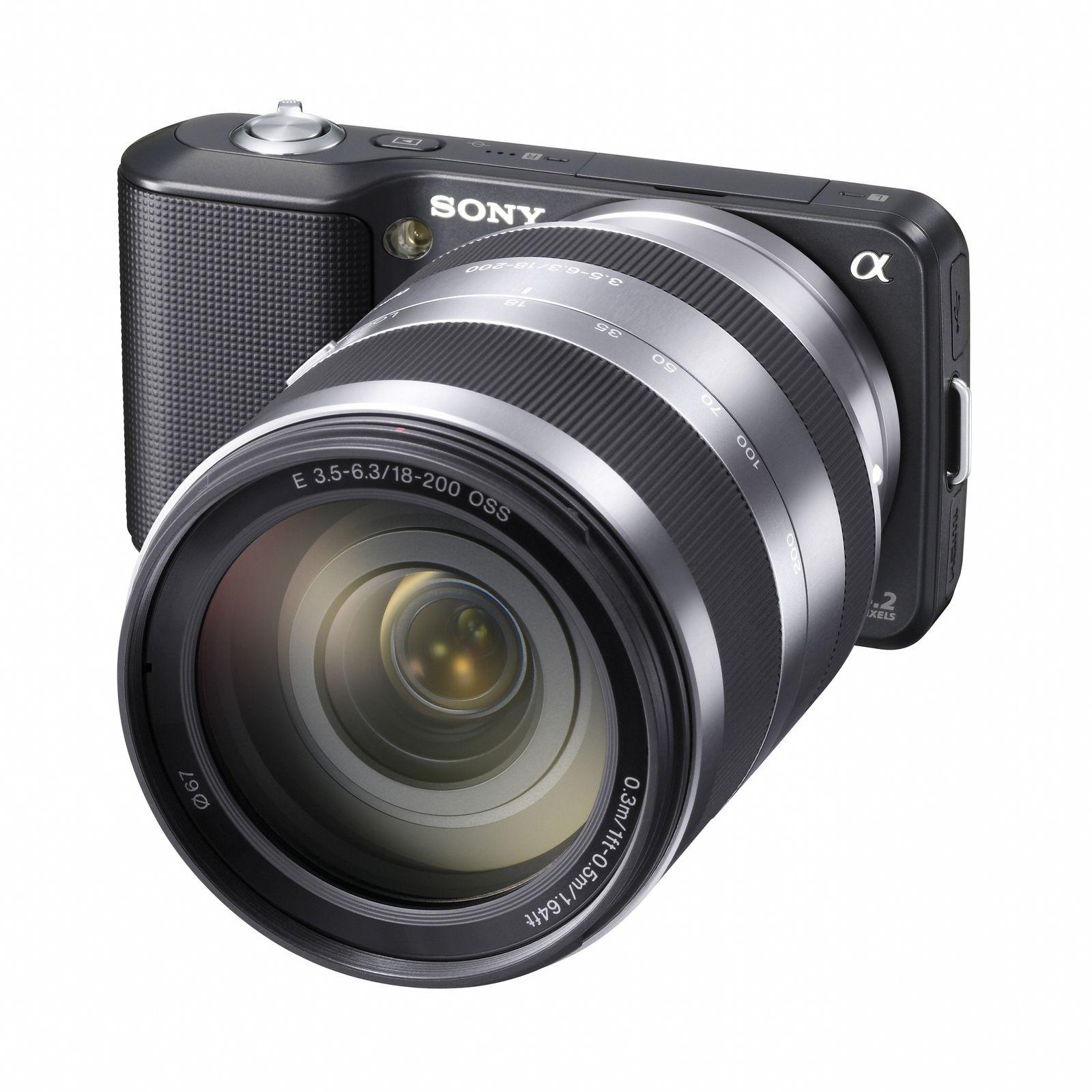 Sony NEX3 / Weihnachts Gadget