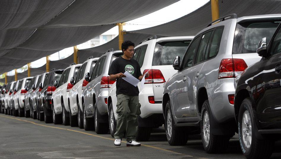 Toyota-SUVs: Fehler in der Elektronik weitgehend ausgeschlossen