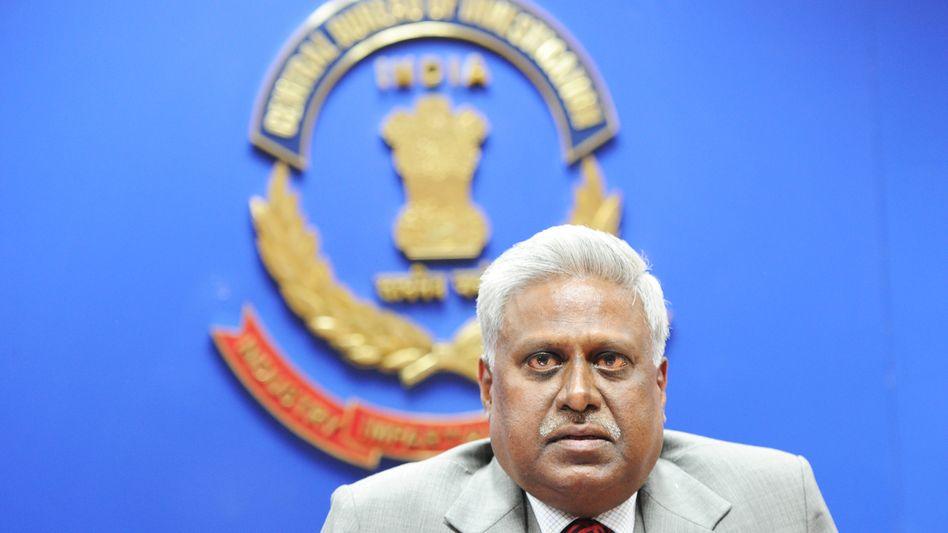 """CBI-Chef Ranjit Sinha: """"Vergewaltigung genießen"""""""