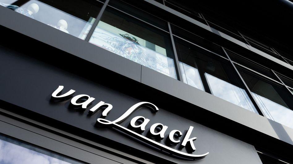 Firmenzentrale von van Laack in Mönchengladbach: »Die gesamte Kittel-Beschaffung des Landes NRW war illegal«