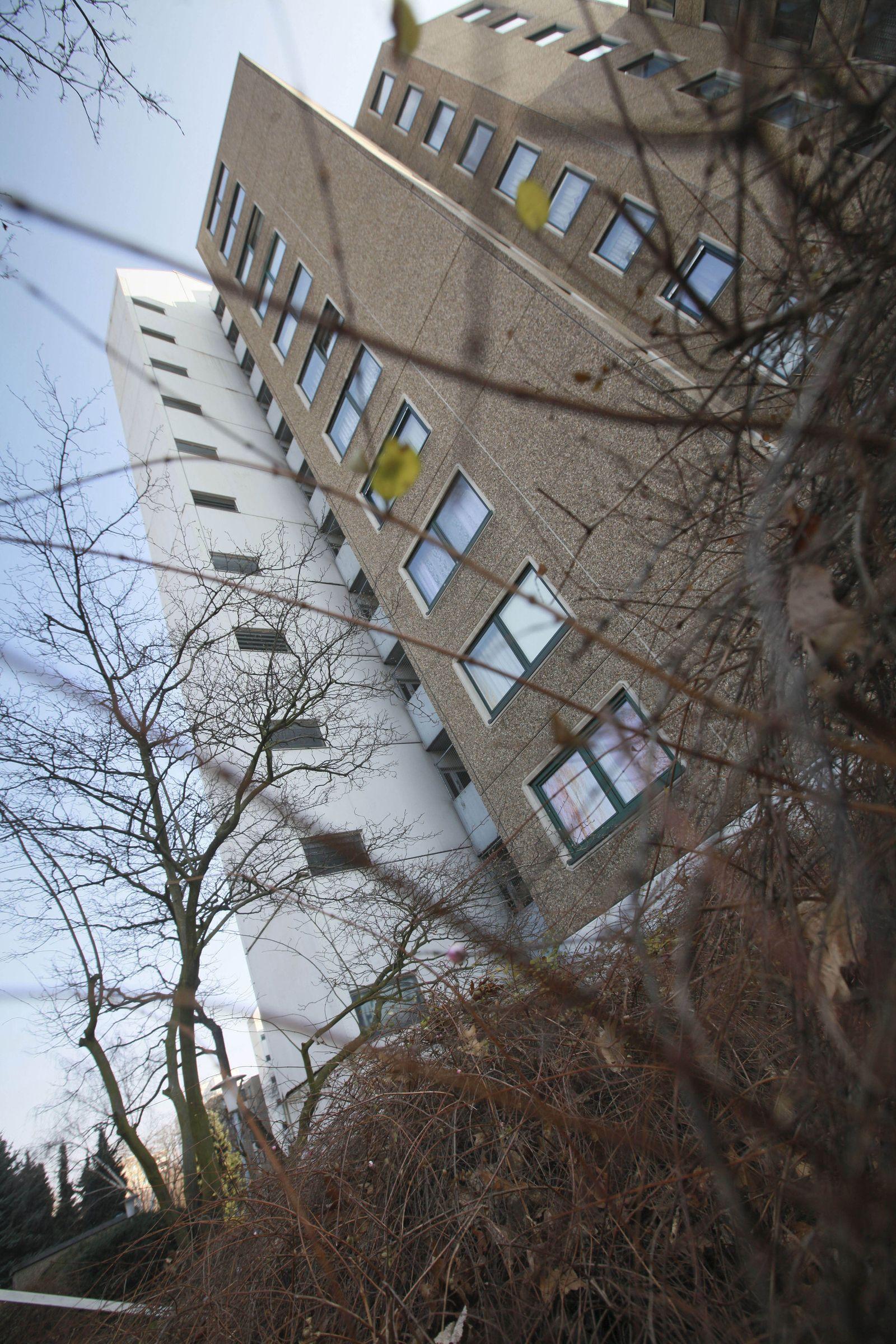 Frankfurt wohnhaus attentäter