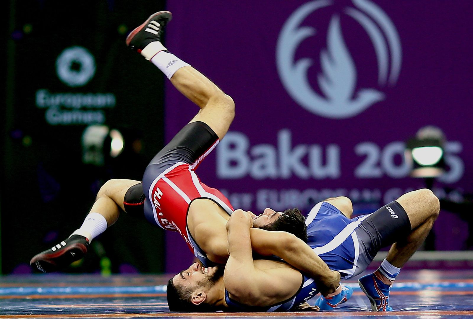 Baku 2015 European Games - Greco-Roman wrestling