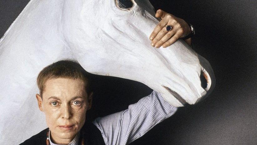 Künstlerin Darboven 1987: Jahrhundertfigur und Snob
