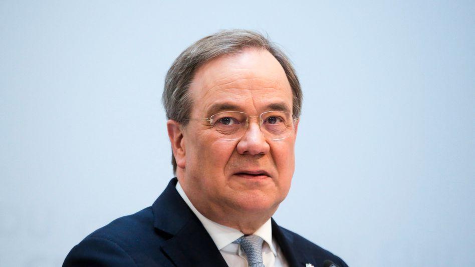 CDU-Kanzlerkandidat Laschet