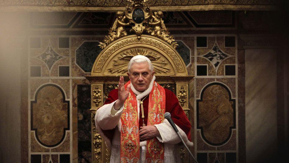 """Benedikt XVI.: Beim """"Sharing"""" ehrlich sein"""