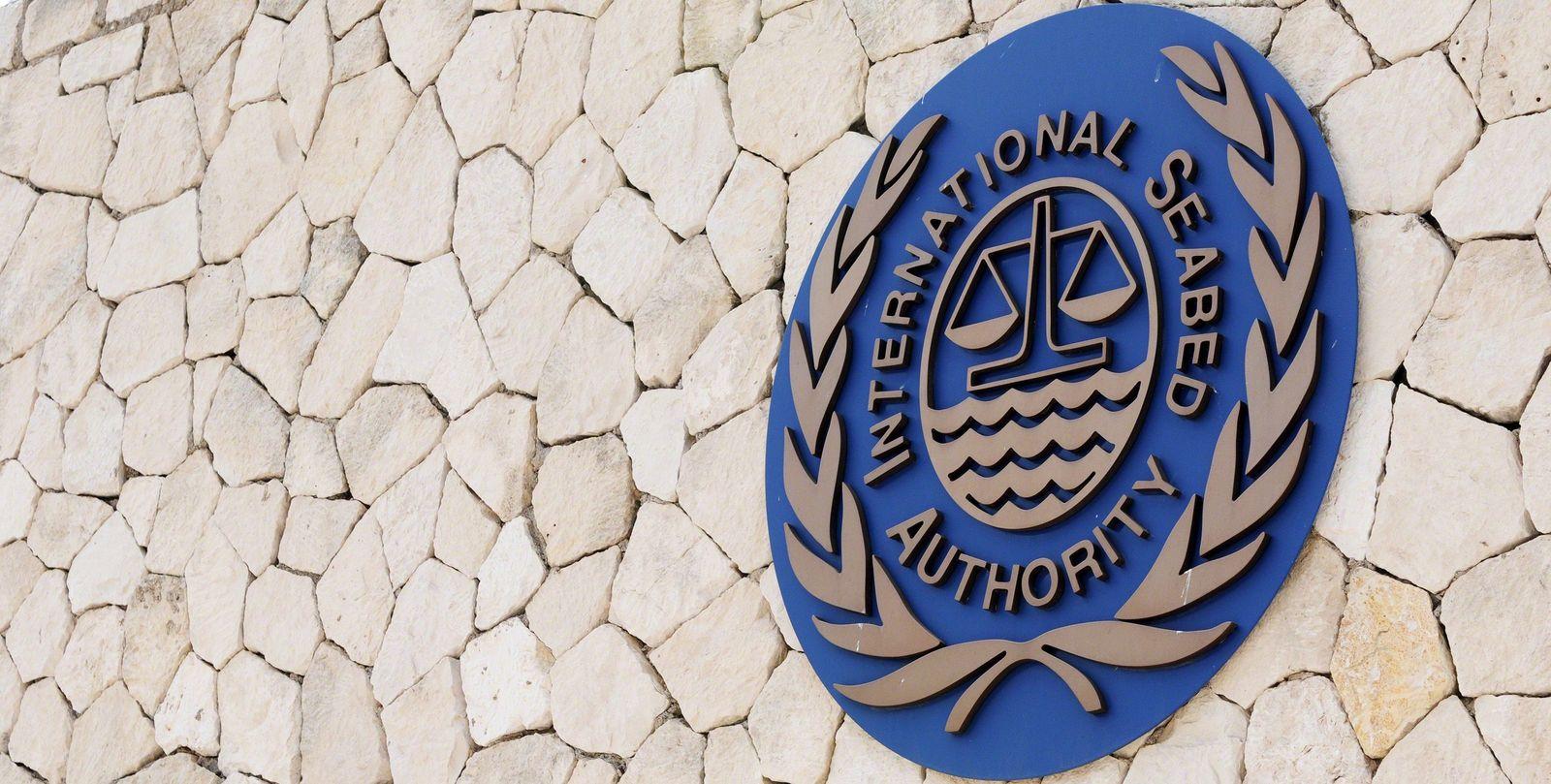 EINMALIGE VERWENDUNG INTERNATIONAL SEABED AUTHORITY