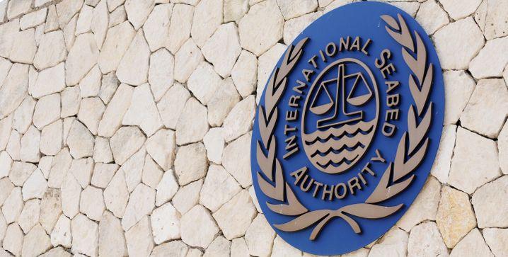 Hauptquartier der Internationalen Meeresbodenbehörde im jamaikanischen Kingston