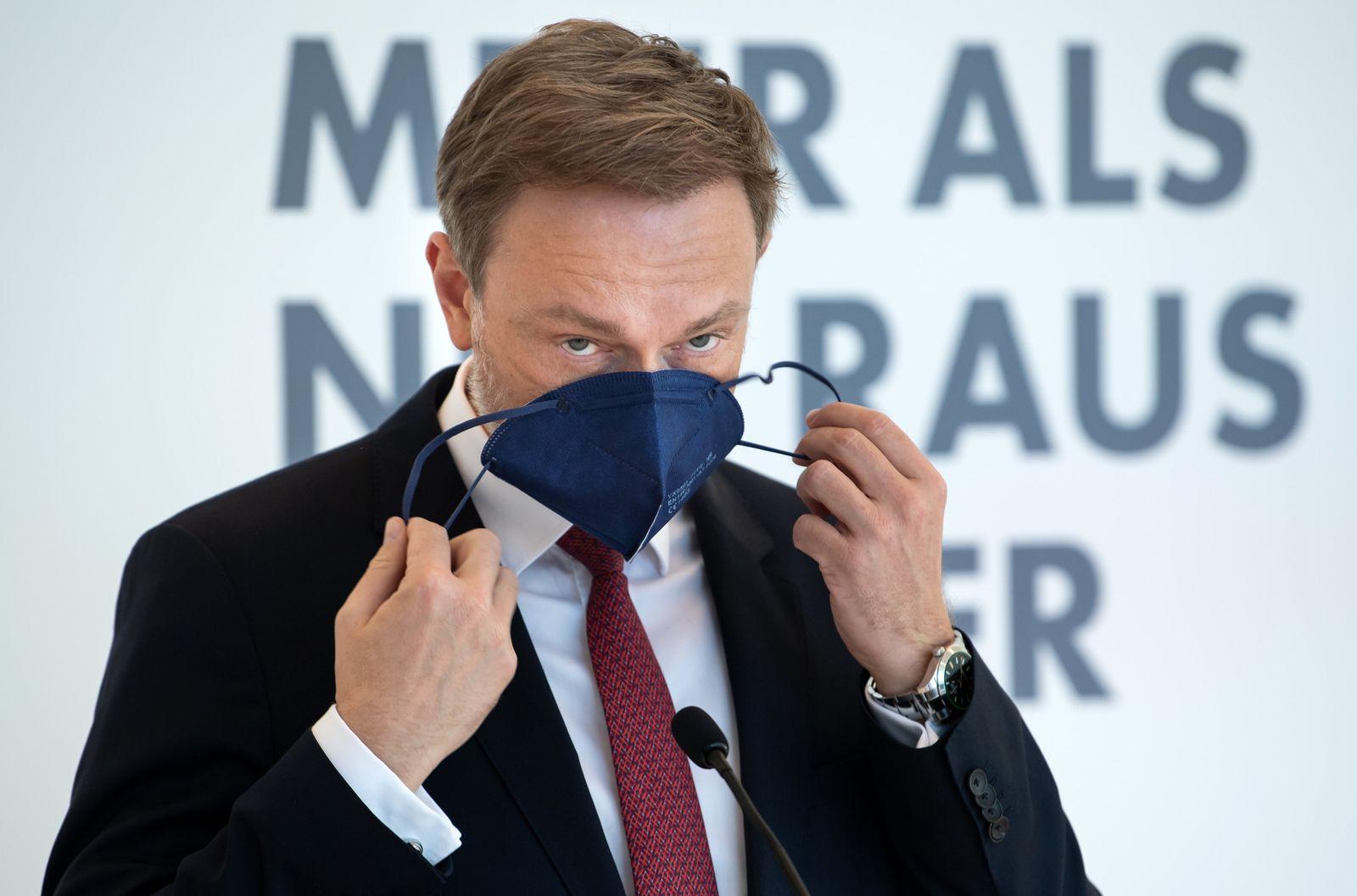 Fraktionssitzungen der Bundestagsparteien - FDP