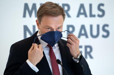 Begrenzter Freiraum: FDP-Chef Lindner