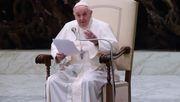 Papst spricht sich für rechtliche Anerkennung gleichgeschlechtlicher Partnerschaften aus