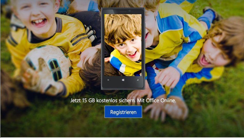 Microsoft OneDrive: Routinemäßige Prüfung auf verbotene Inhalte