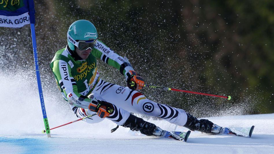 Skirennfahrer Neureuther: Immer wieder Probleme mit dem Rücken