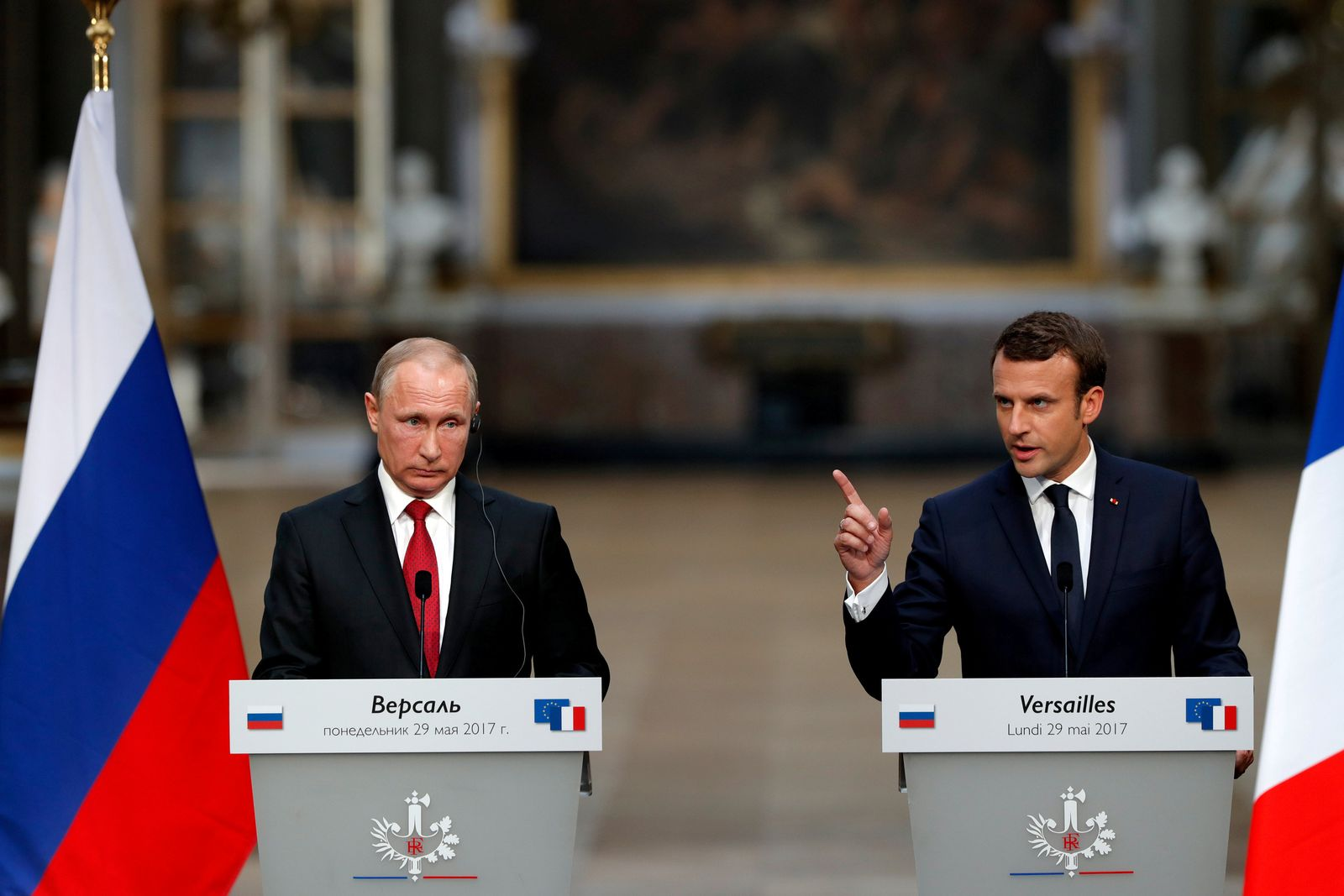 FRANCE-RUSSIA/