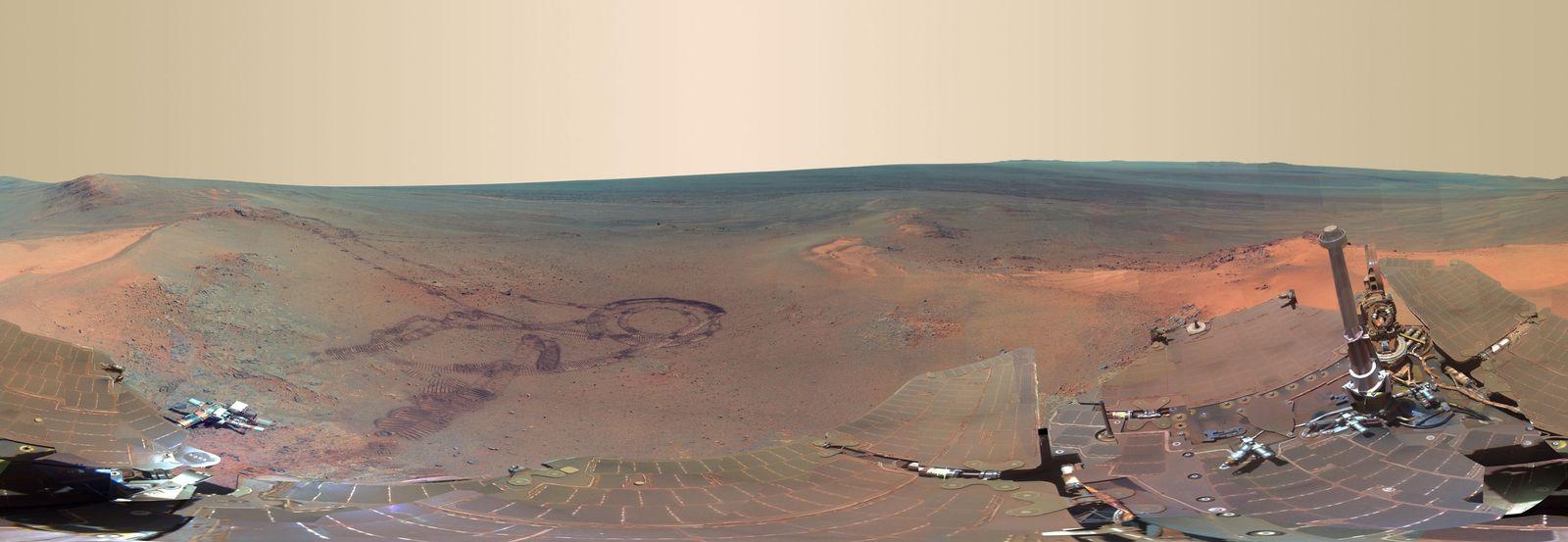 Mars / Opportunity