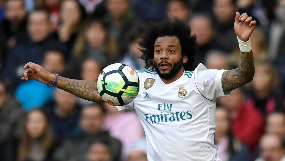 Real Madrids Marcelo