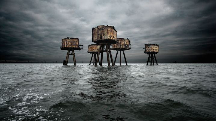 Naval Sea Forts: Die siebentürmigen Festungen