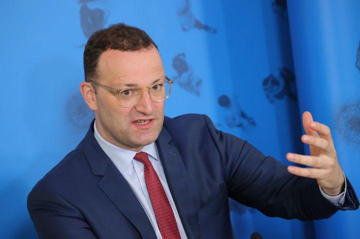 Gesundheitsminister Jens Spahn: »Wir entscheiden jetzt darüber, wie der Herbst wird, wie der Winter wird durch die Impfkampagne«