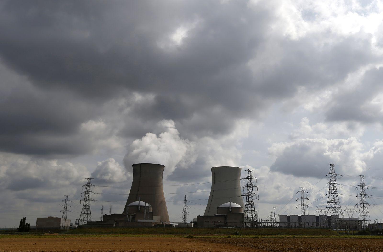 Doel / Atomkraftwerk / Belgien / Sicherheit
