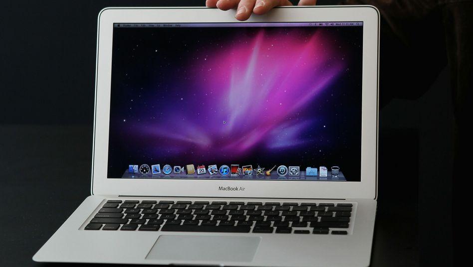 Apple MacBook Air (Archivbild)