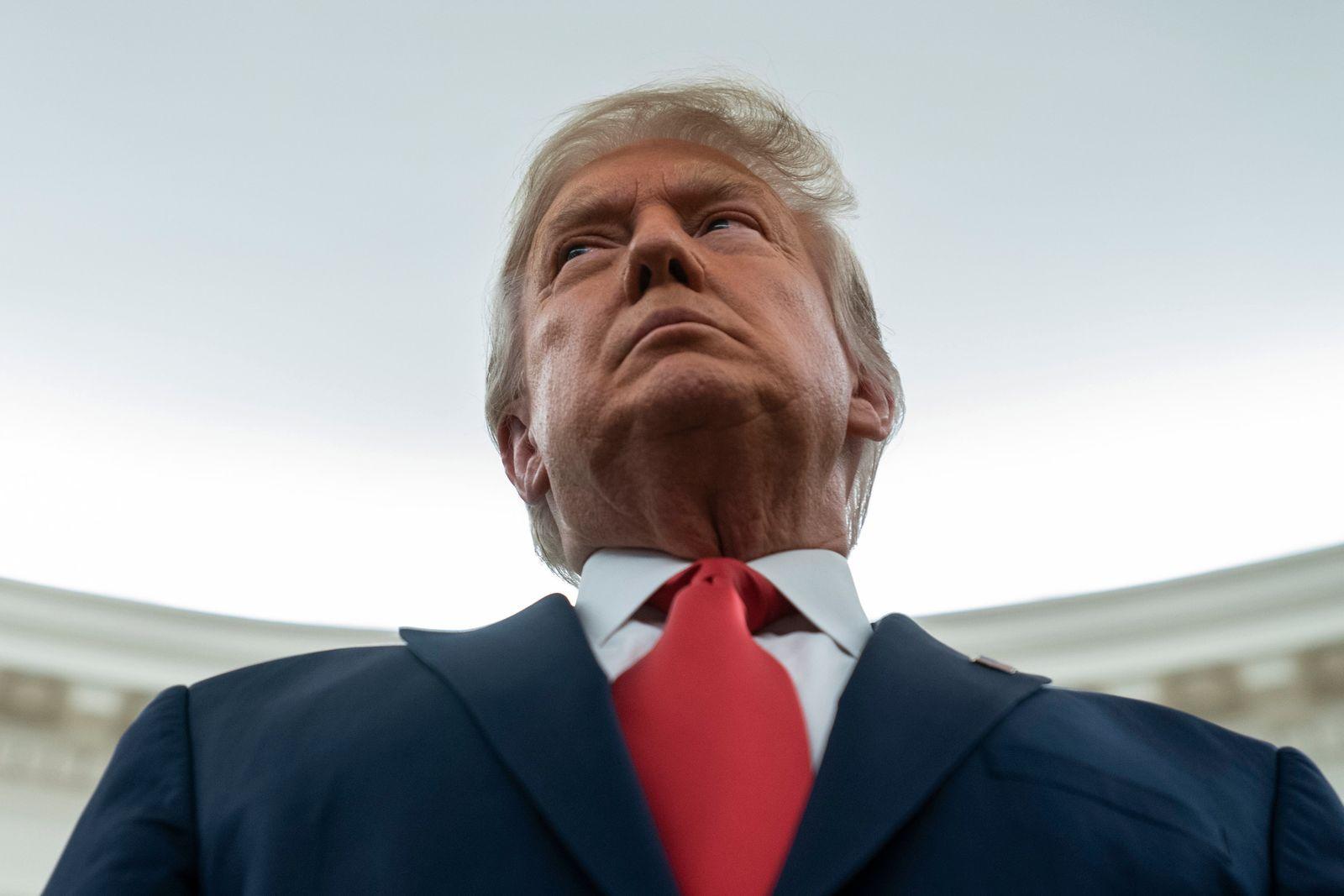 Ermittlungen in New York gegen Trumps Firma