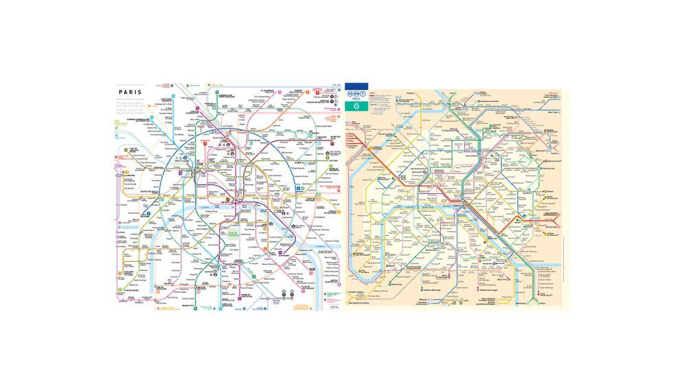 Neue Designs: Streckennetze neu gedacht