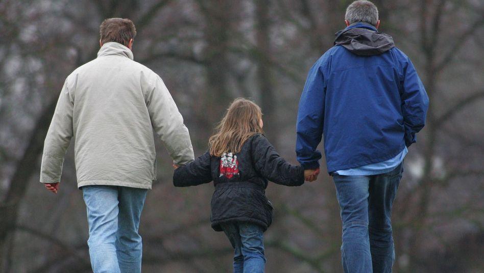 Adoptionsrecht für Homosexuelle: Merkels Regenbogen-Problem