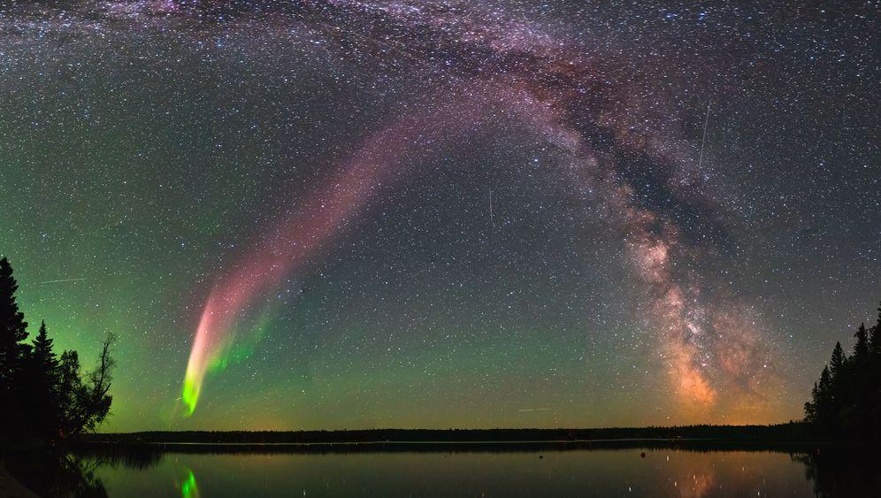 """Mysterium am Himmel: Das Phänomen """"Steve"""""""