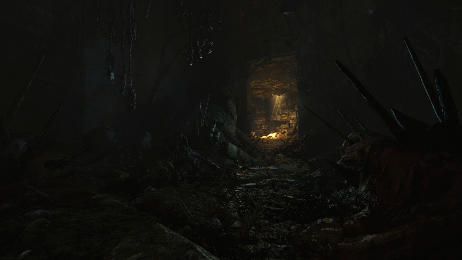 Videospiel Amnesia Rebirth
