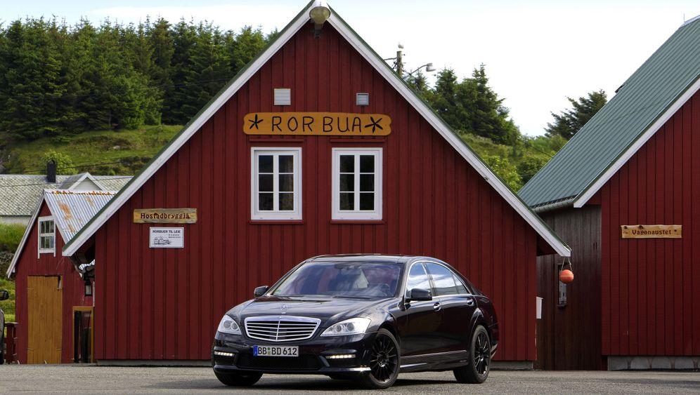 Mercedes AMG S 63: Limousine extrem
